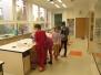 Mikroskopování, škola, 30.10.2014